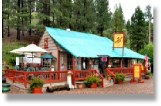 A Place To Eat In Greer Arizona